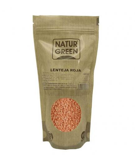 Naturgreen - Bio gluten-free red lentils