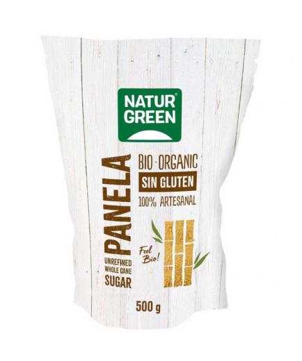Naturgreen - Bio gluten-free Panela 500g