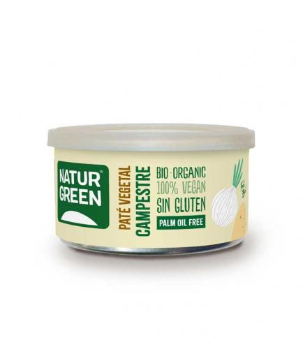Naturgreen - Organic gluten-free country vegetable pate 125g
