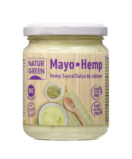 Naturgreen - Mayo Hemp Bio 250ml hemp sauce