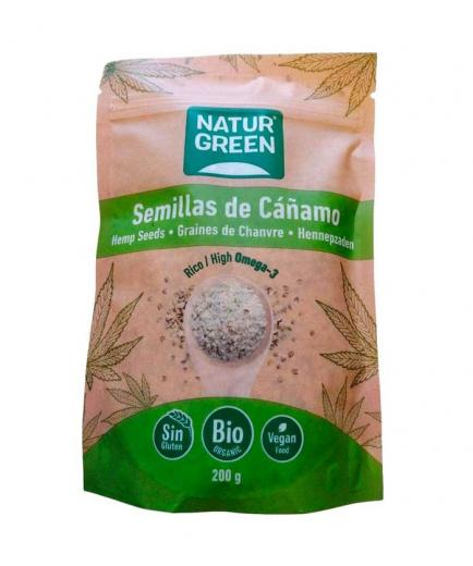 Naturgreen - Bio gluten-free hemp seeds 200g