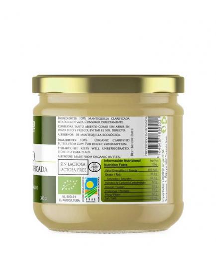 Naturseed - Organic clarified Ghee butter
