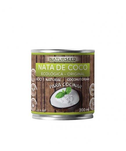 Naturseed - Original organic coconut cream 200ml