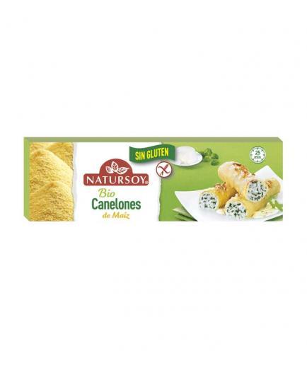 Natursoy - Bio Gluten-Free Corn Cannelloni 250g