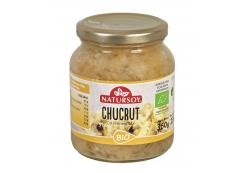 Natursoy - Sauerkraut (Fermented cabbage) 360gr