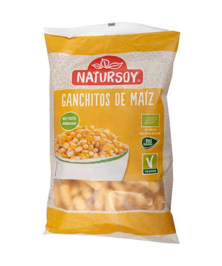 Natursoy - Hooks baked corn Bio