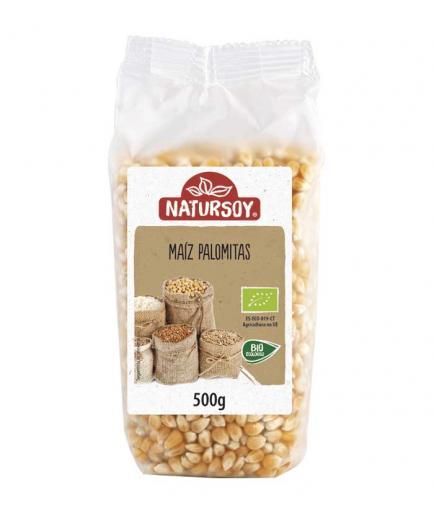 Natursoy - Organic gluten-free buckwheat fusilli