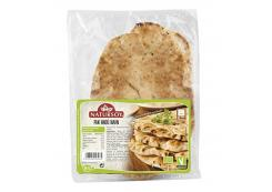 Natursoy - Organic Naan Indian bread 250g