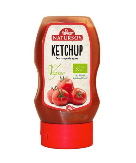 Natursoy - Ketchup sauce with agave syrup 300ml