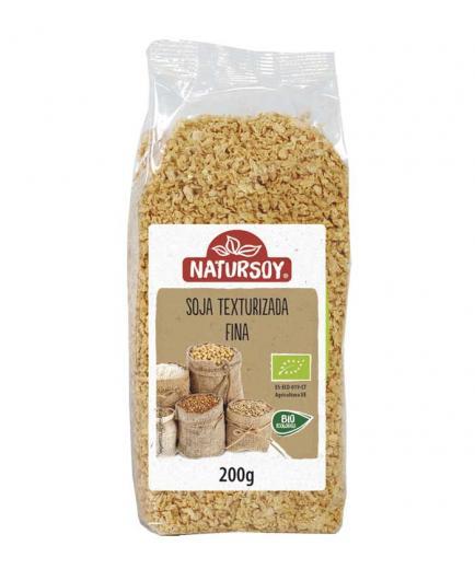 Natursoy - Fine Textured Soy Bio 200gr
