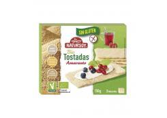Natursoy - Bio gluten-free amaranth toast 150g