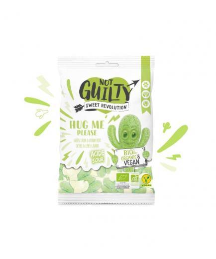 Not guilty - Organic vegan jelly beans 100g - Hug me please