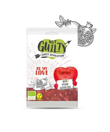 Not guilty - Organic vegan gluten-free gummies 100g - Be my love