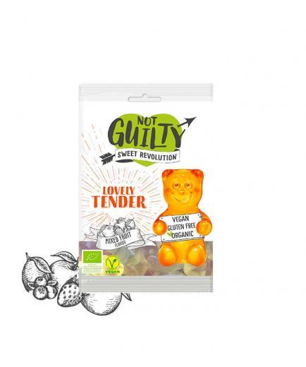 Not guilty - Organic vegan gluten-free gummies 100g - Lovely Tender