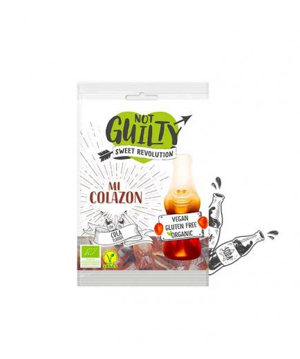 Not guilty - Organic vegan gluten-free gummies 50g - Mi Colazon