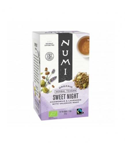 Numi - Sweet Night Infusion - 18 sachets