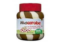 Nuscarobe - Carob cream duo 100% organic
