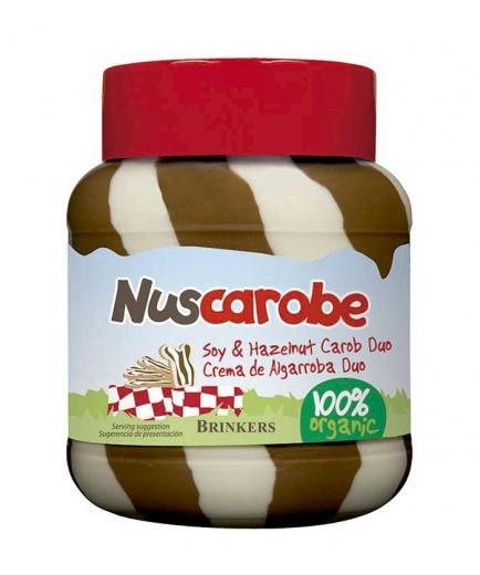 Nuscarobe - Carob cream duo 100% organic