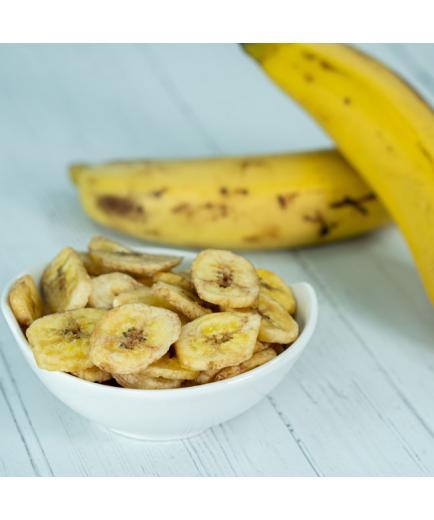 nut&me - Banana chips 250g
