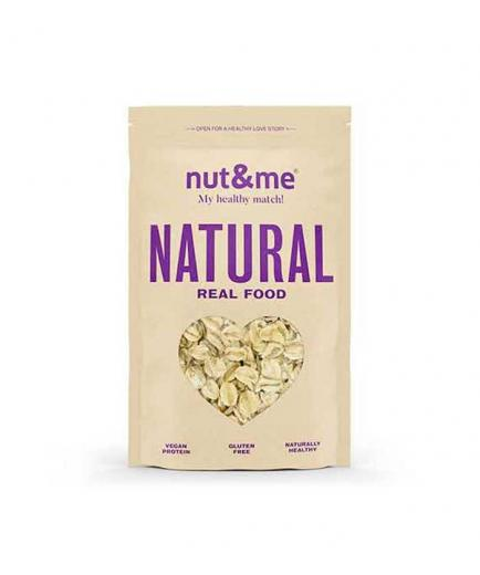 nut&me - Natural gluten-free oat flakes 150g