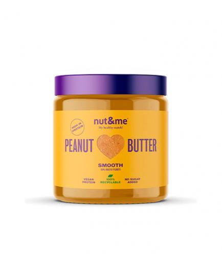 nut&me - 100% roasted peanut butter 500g - Creamy