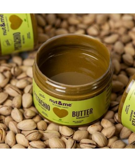 nut&me - 100% pistachio cream 250g