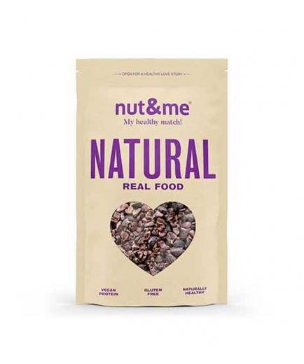 nut&me - Natural cocoa nibs 200g