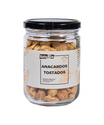 Nuts & Go - Roasted Cashews 200g