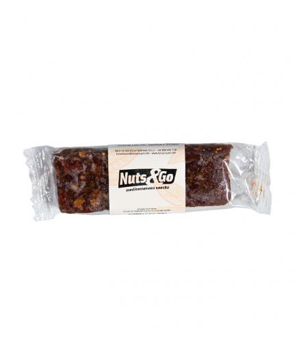 Nuts & Go - 100% natural vegan and gluten-free energy bar 50g - Date with walnuts