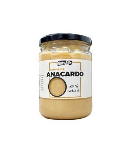 Nuts & Go - 100% natural cashew cream 200g