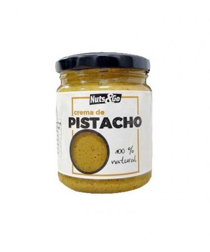 Nuts & Go - 100% natural pistachio cream 200g