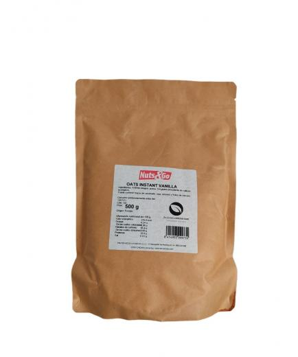 Nuts & Go - Whole Wheat Flour 500g - Vanilla