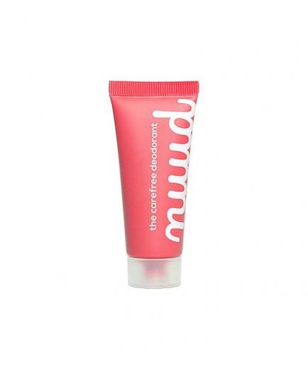 Nuud - Natural deodorant cream long-lasting 15ml