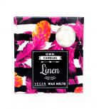 O.W.N Candles - Wax melt  - Linen - 4 uds.