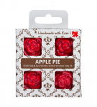 O.W.N Candles - Cera para quemador - Apple Pie - 4 uds.