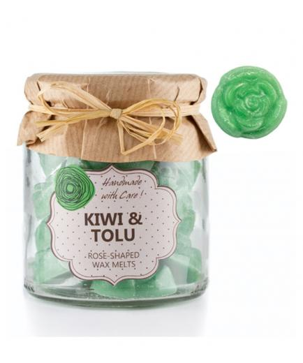OWN Candles - Burner wax - Kiwi & Tolu - 18 uds.