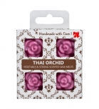 O.W.N Candles - Cera para quemador - Thai Orchid - 4 uds.