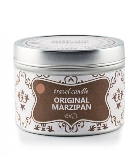 O.W.N Candles - Travel Candle - Original Marzipan