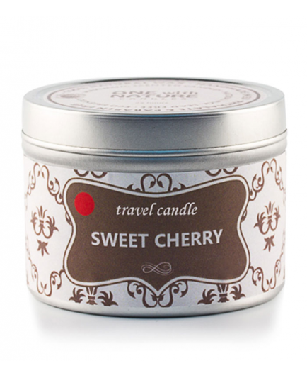 O.W.N Candles -  Vela de viaje - Sweet Cherry