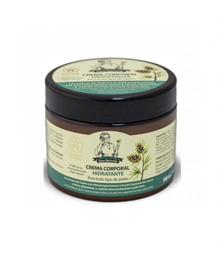Oma Gertrude - Moisturizing body cream - Cedar nuts and honey