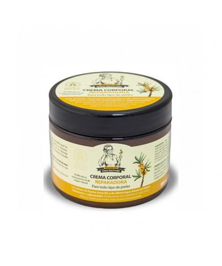 Oma Gertrude - Repairing body cream - Apricot and sea buckthorn
