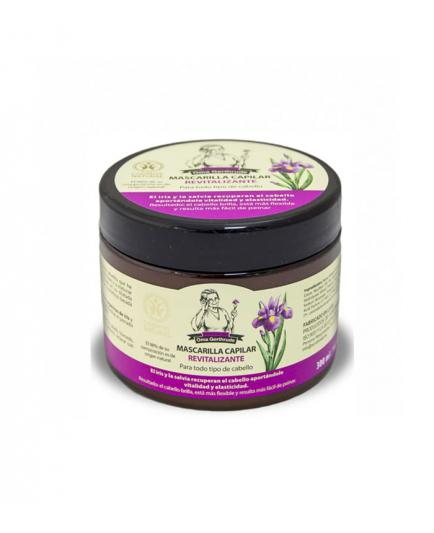 Oma Gertrude - Revitalizing hair mask - Iris and sage