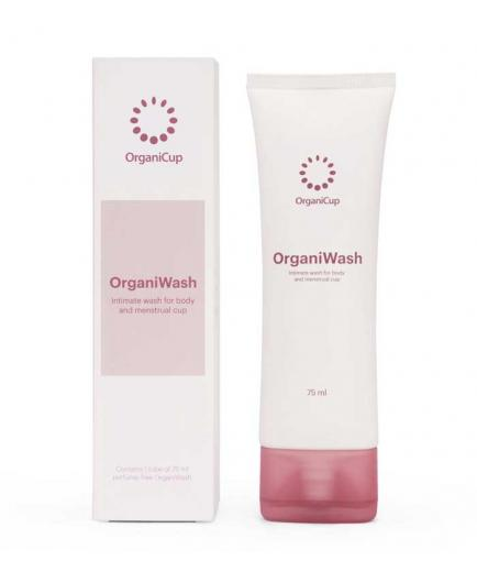 OrganiCup - OrganiWash Intimate soap and to clean the menstrual cup