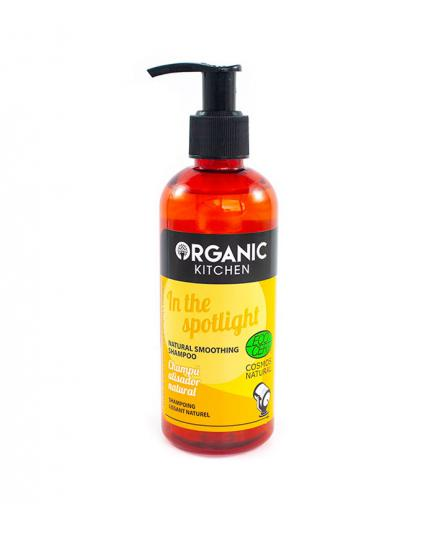 Organic Kitchen - In the spotlight Natural smoothing shampoo