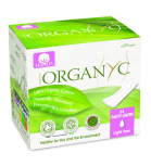 Organyc - Panty Liners individually wrapped 24ud 100% Organic Cotton - Light