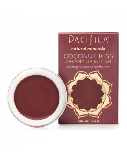 Pacifica - Coconut Kiss Lip Butter - Blissed Out