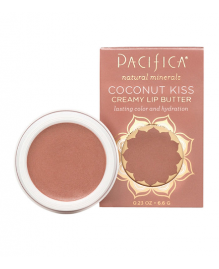 Pacifica - Coconut Kiss Lip Butter - Stardust