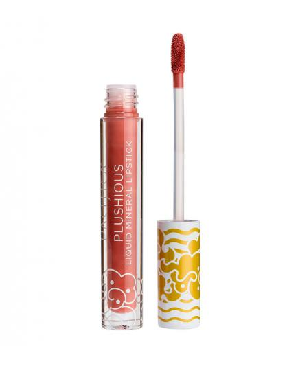 Pacifica - Plushious Liquid mineral lipstick - Breathless