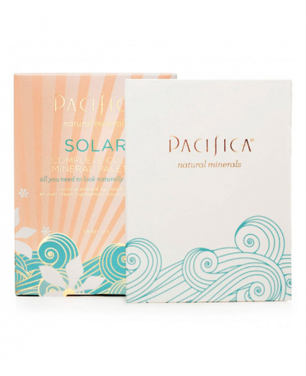 Pacifica - Paleta de Color Mineral Solar