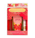 "Pacifica - Set Hawaiian Ruby Guava ""Take me There"""